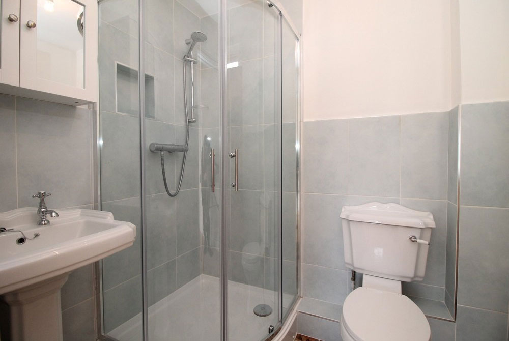 Renovation project, bathroom